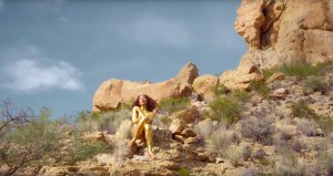 Solange Knowles strips naked for smoking hot music video