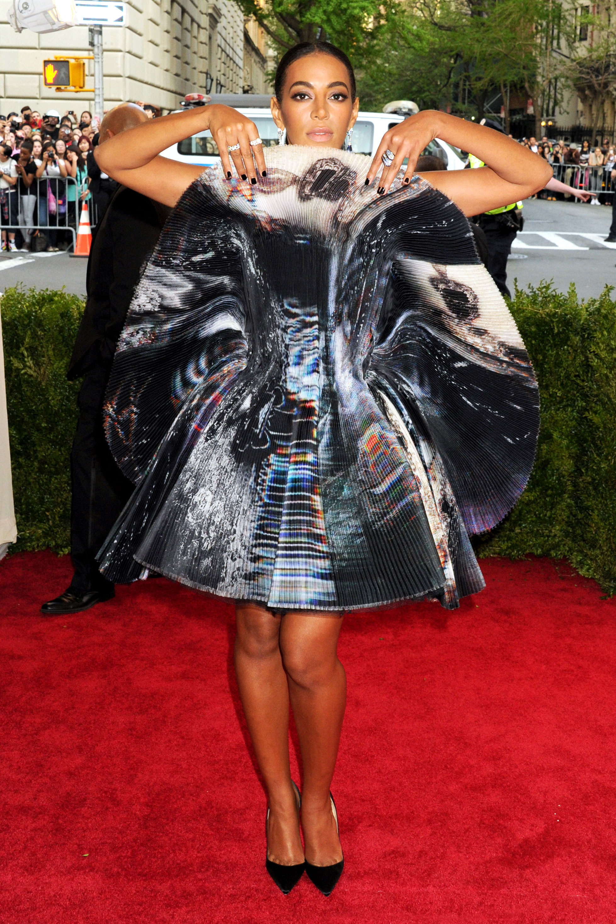 Solange Knowles - In Giles.