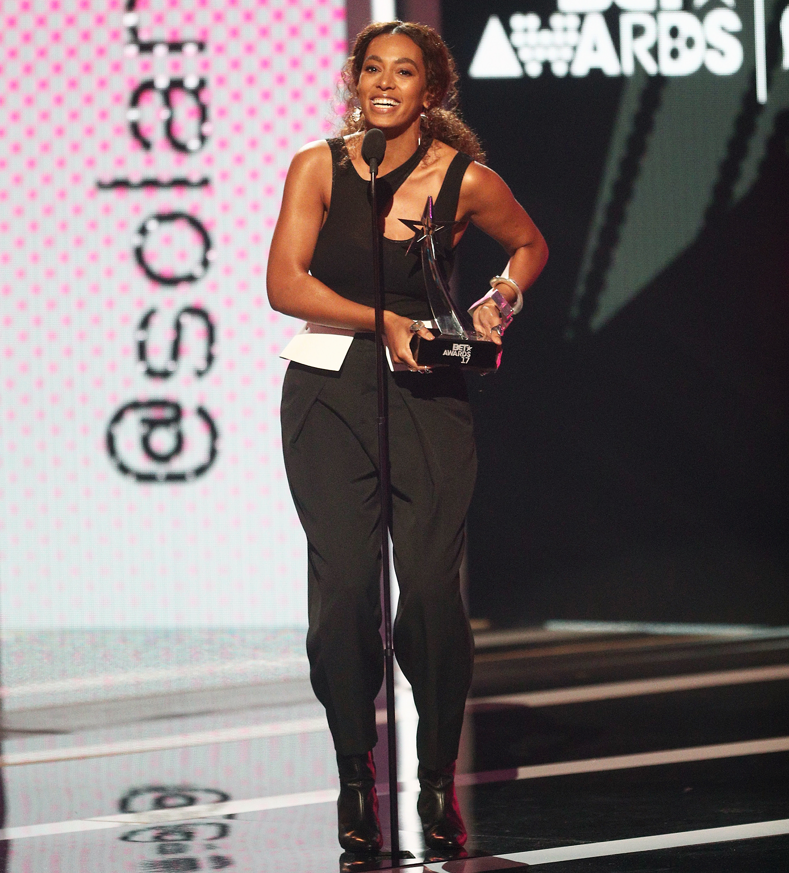 Solange Knowles BET Awards