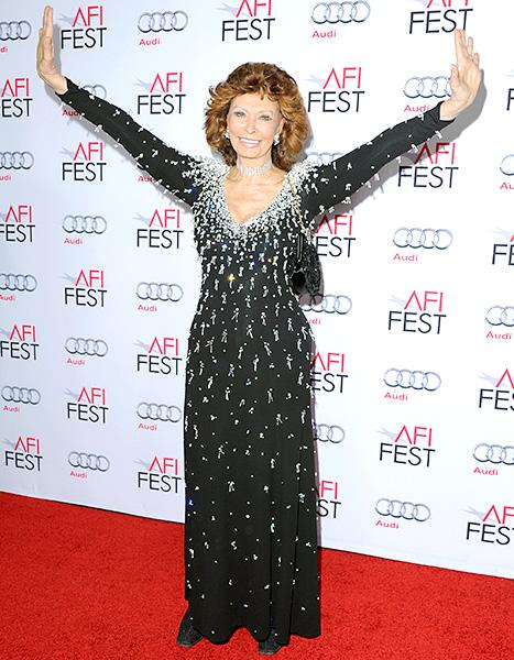 Sophia Loren - AFI Fest
