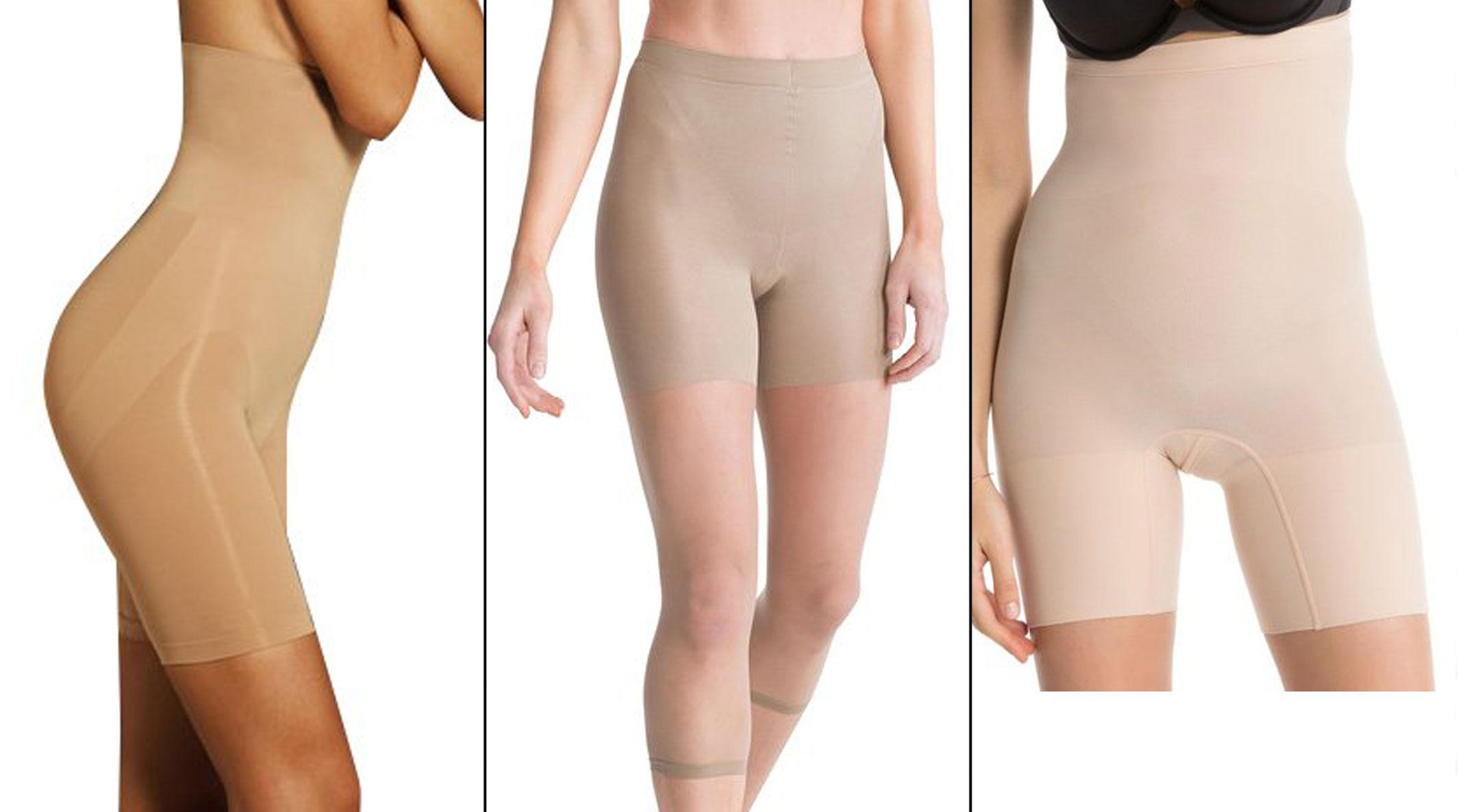eb3c8617a2 Kim Kardashian Wears Two Body Slimmers at a Time