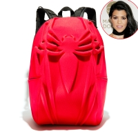 Spiderman Backpack Kourtney Kardashian