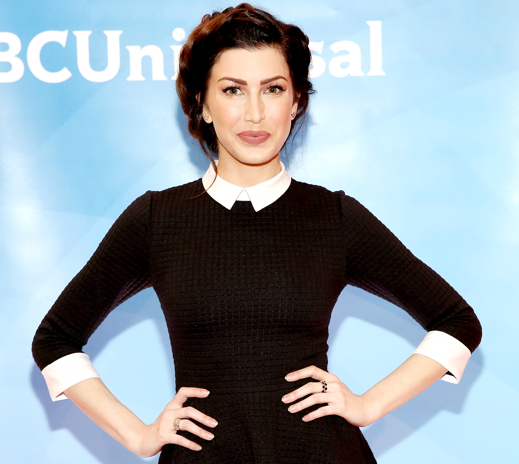 Stevie Ryan attends the 2015 NBC New York Summer Press Day at Four Seasons Hotel in New York City on June 24, 2015.