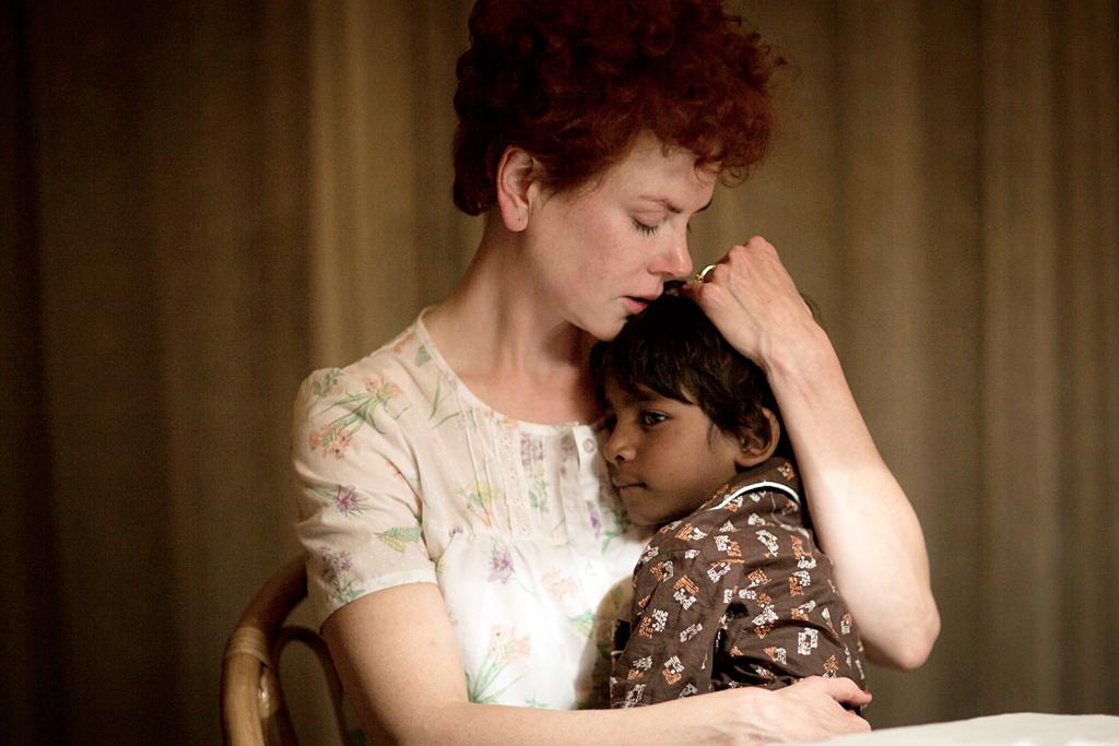 Nicole Kidman Sunny Pawar Lion