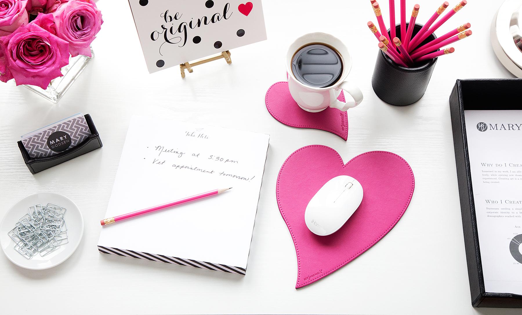Take Note Desktop Writing Pad