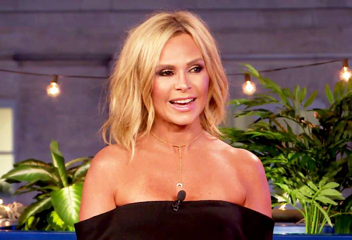 RHOCs Tamra Judge Shares Her Diet At Home While In