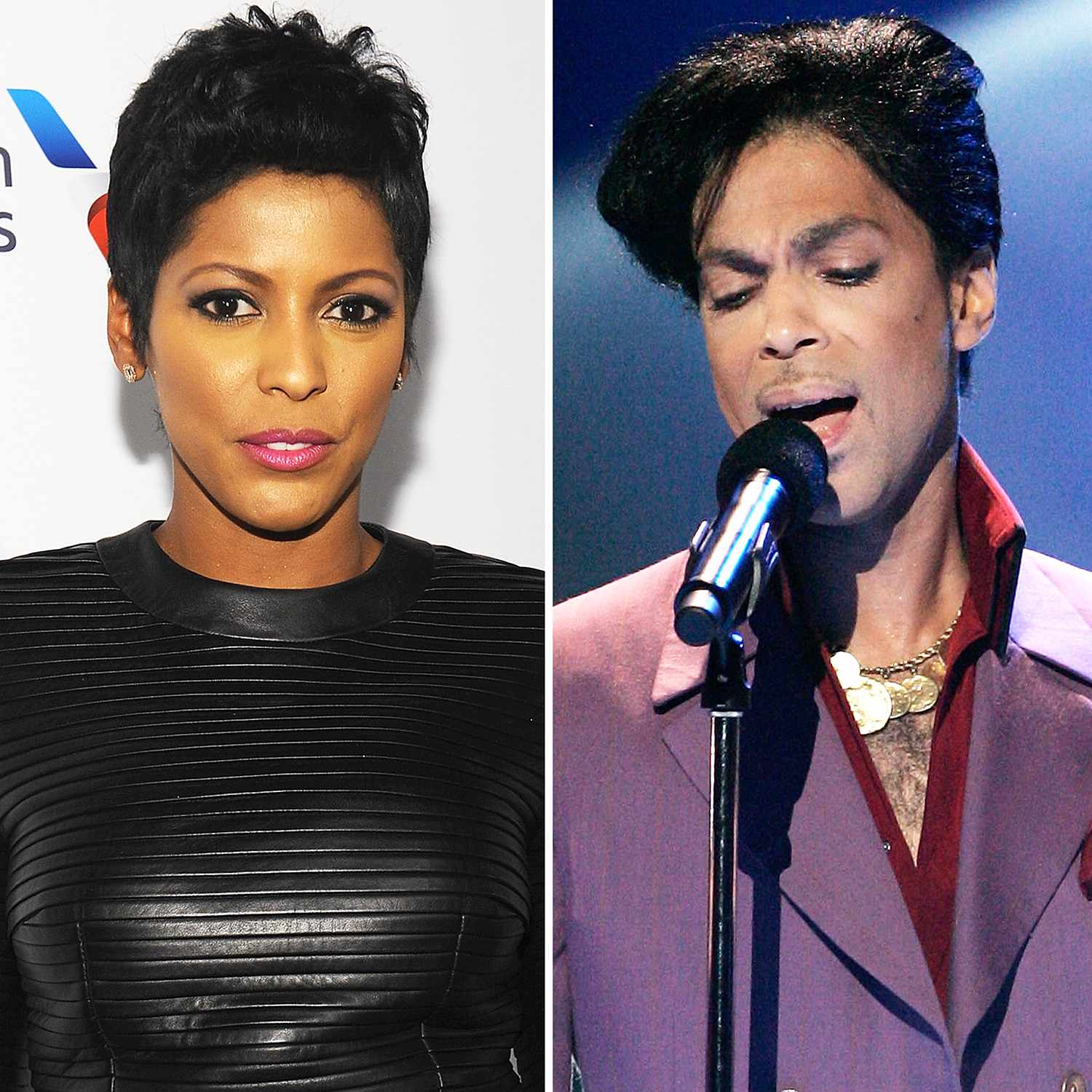 Image result for images of prince and tamron hall