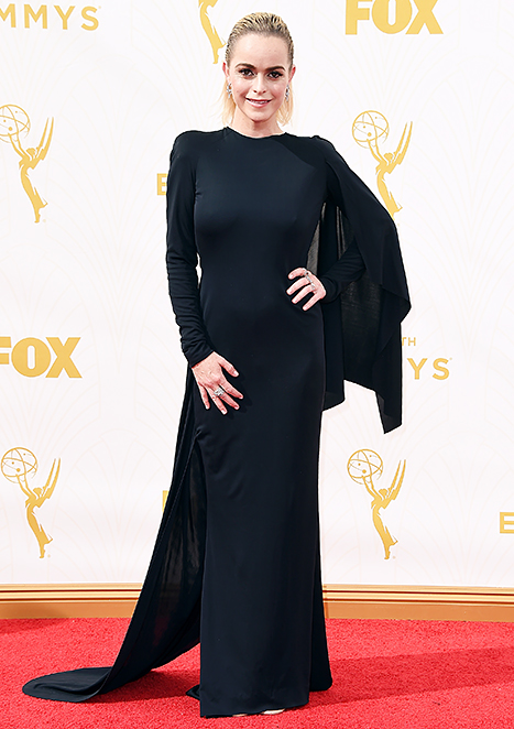 taryn manning overdressed at the emmys
