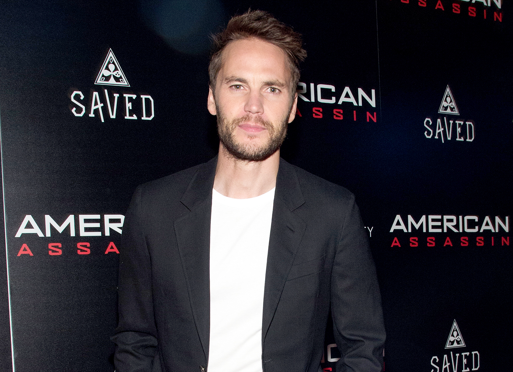 "Taylor Kitsch attends The Cinema Society Screening of CBS Films' ""American Assassin"" at iPic Theater on September 6, 2017 in New York City."