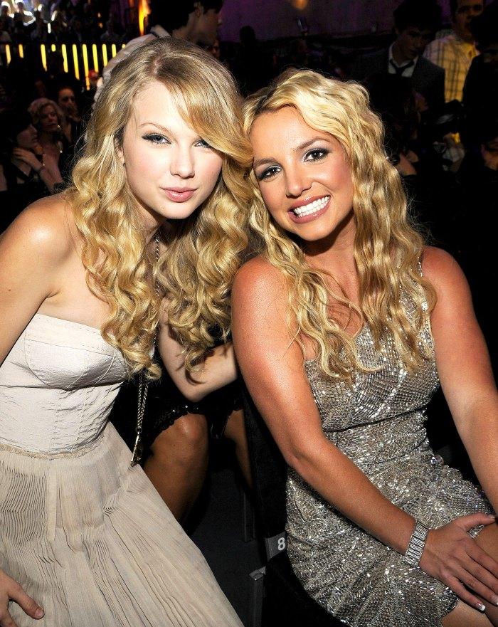 Taylor Swift, Britney Spears