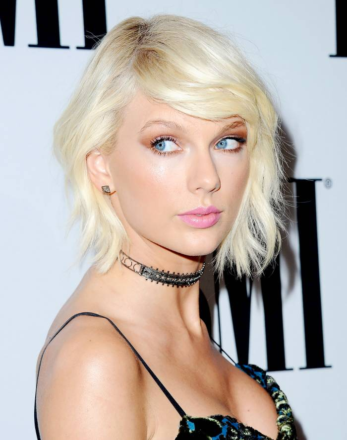 Taylor Swift attends the 64th Annual BMI Pop Awards.