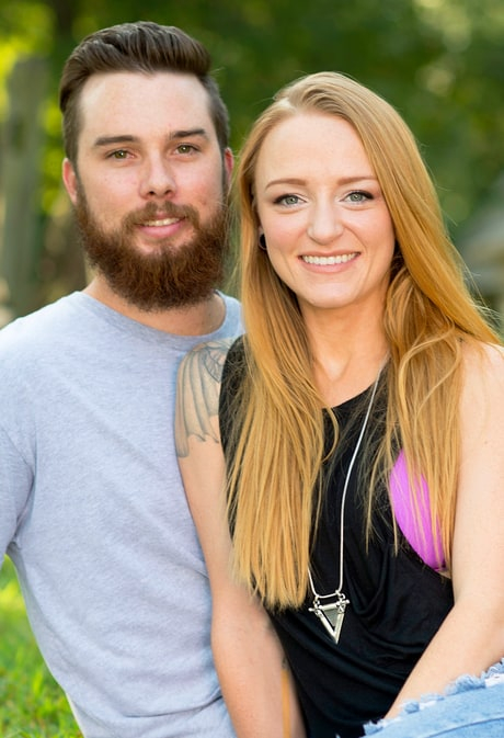 Teen Mom Ogs Maci Bookout With Taylor Mckinney