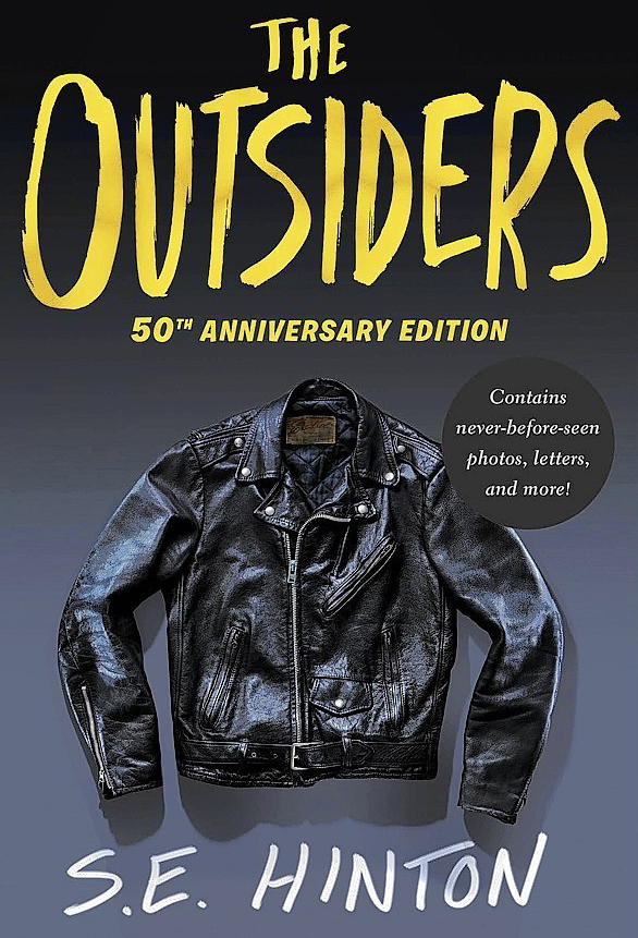 The 50th Anniversary Edition of The Outsiders