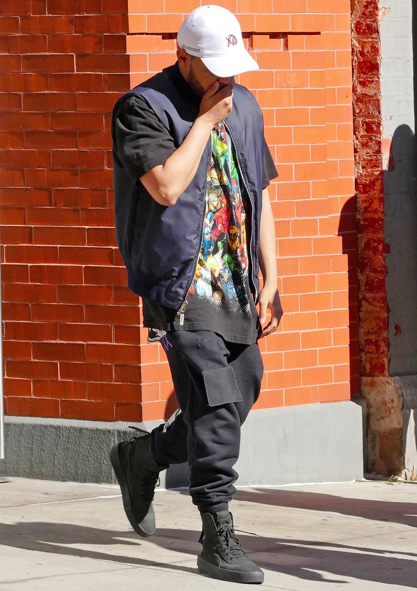 The Weeknd, Selena Gomez, Kidney, Surgery, New York City, Francia Raisa