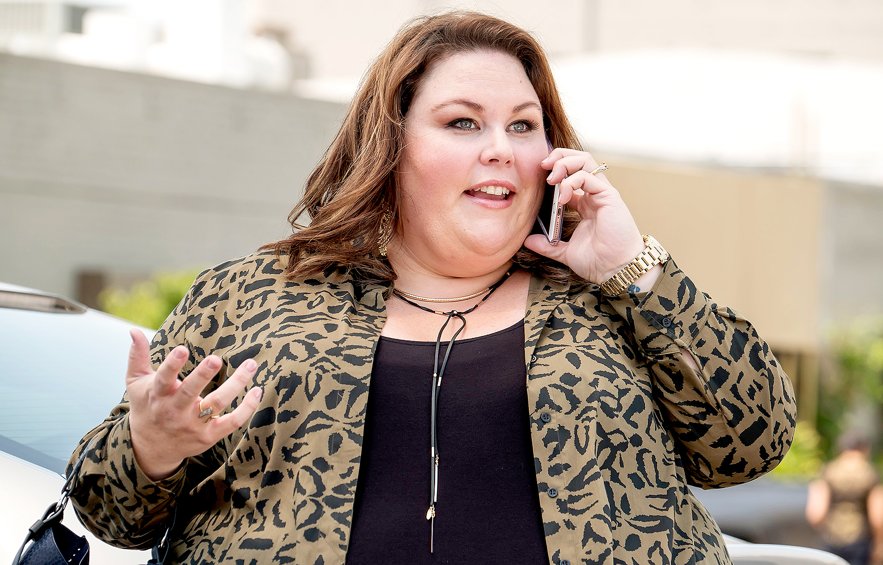 Chrissy Metz as Kate on This Is Us.