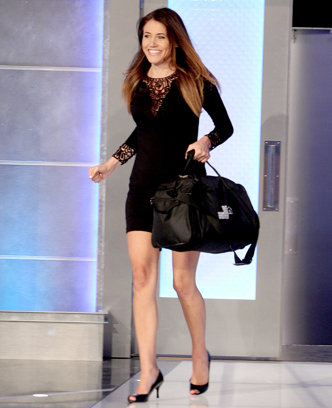 Tiffany Rousso becomes the latest evictee on Big Brother July 21.