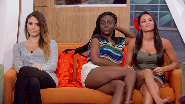 Tiffany, Da'Vonne, and Natalie
