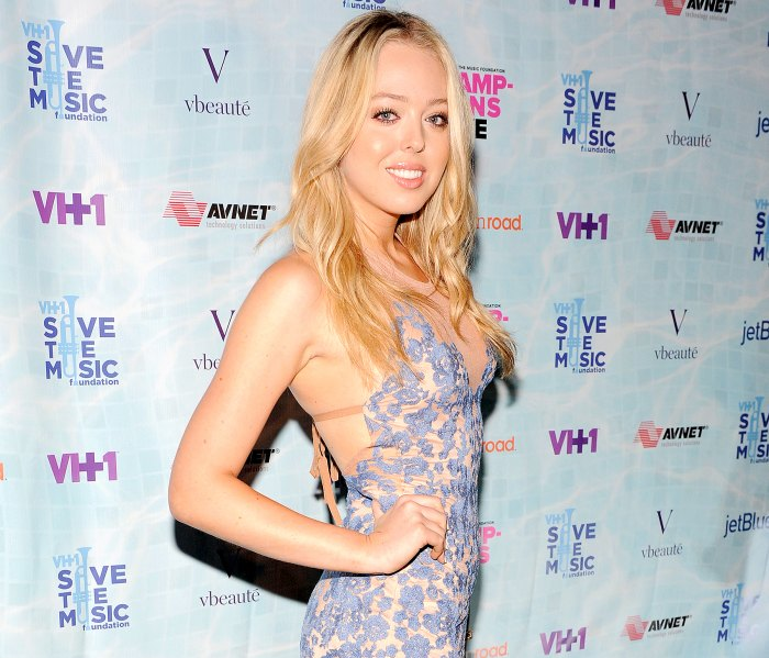 Tiffany Trump at VH1 Save The Music Foundation's