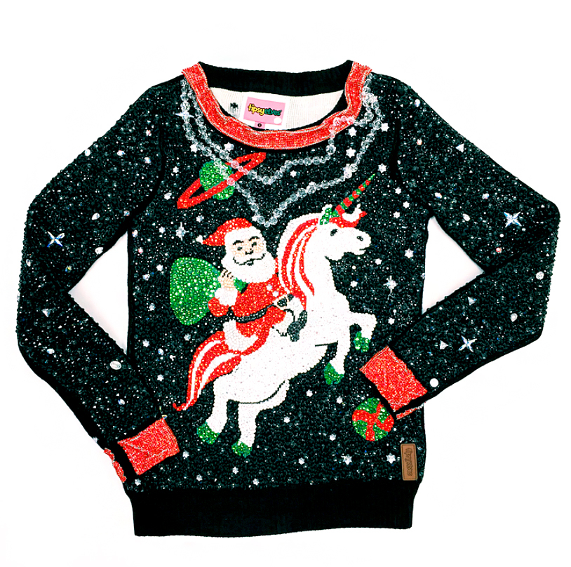 ugly christmas sweaters - photo #43