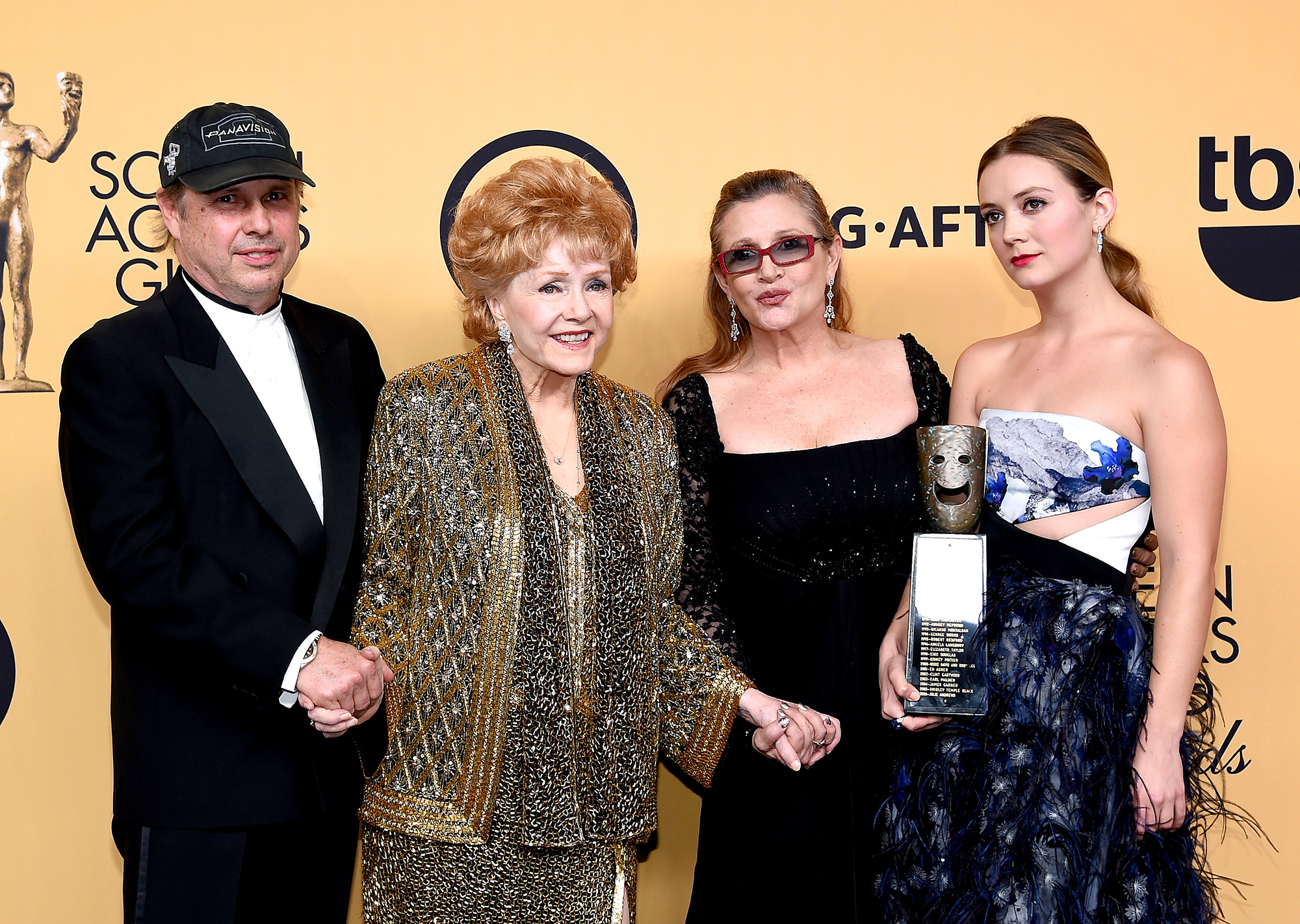Todd Fisher Shares Debbie Reynolds Passion For Hollywood History