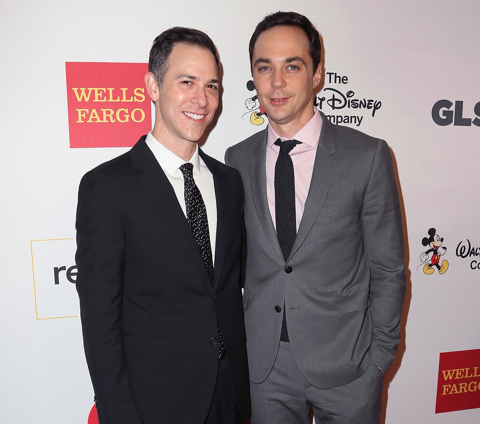 May The 4th Be With You Sheldon Cooper: Big Bang Theory Star Jim Parsons Marries Todd Spiewak In NYC