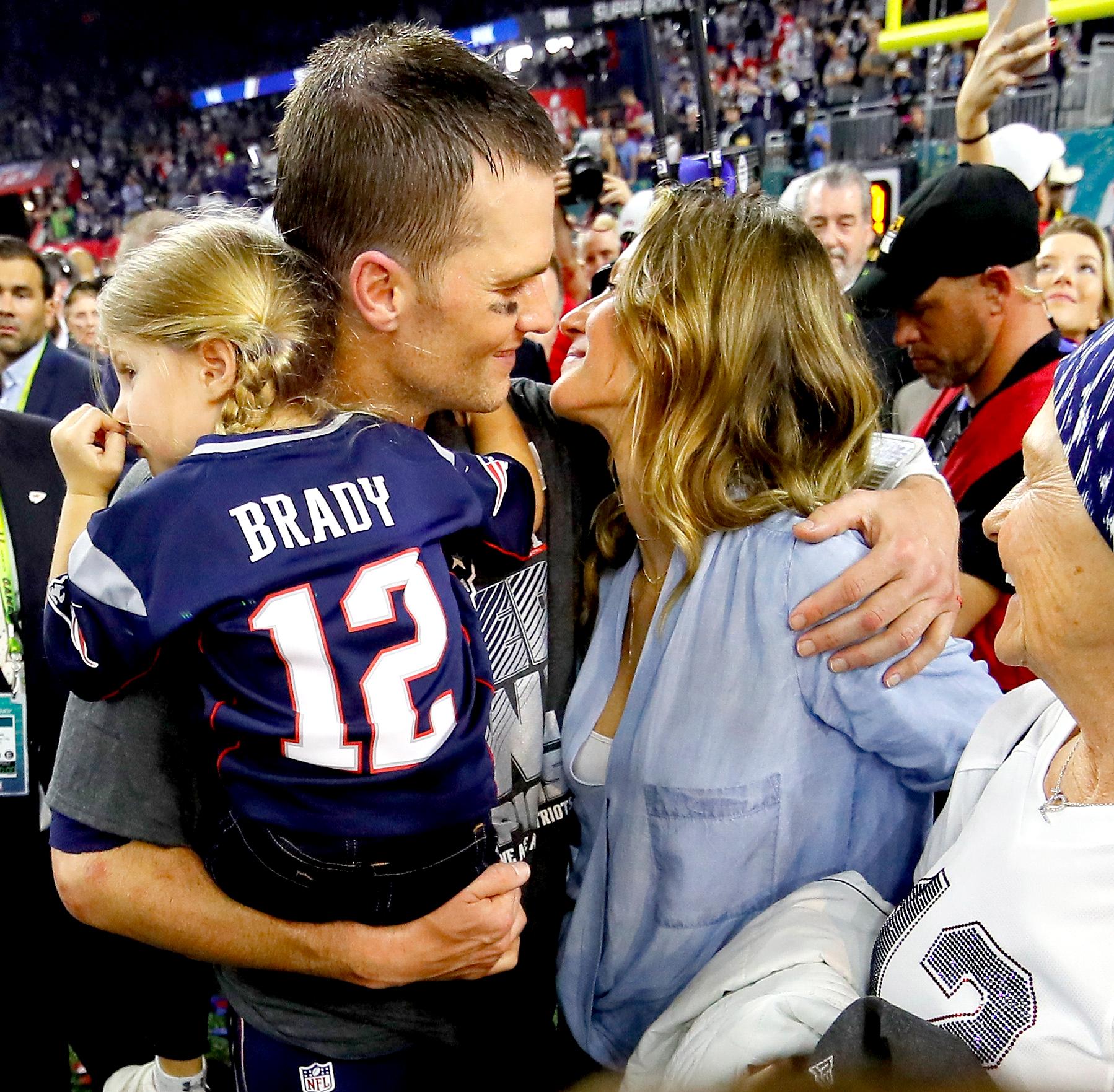 Gisele Bundchen Gushes Over Tom Brady After Super Bowl 2017 Win