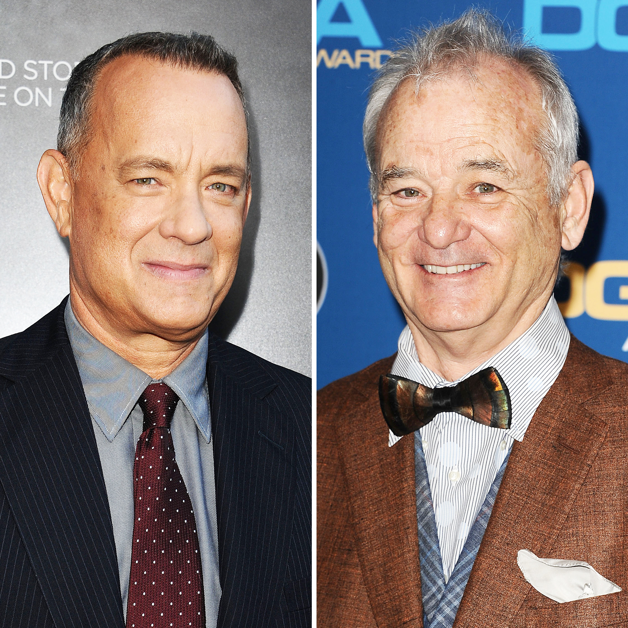 8a800dab9 Is This a Photo of Tom Hanks or Bill Murray?