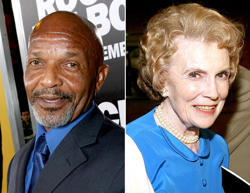 Tony Burton and Joan Leslie