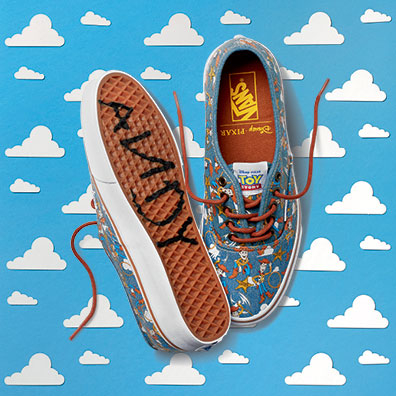 863b83cf394a Authentic Woody. October 7 on vans.com toystory Opens a New ...