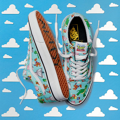 968d2c4f8440 Vans Launches  Toy Story -Inspired Collection  All the Details