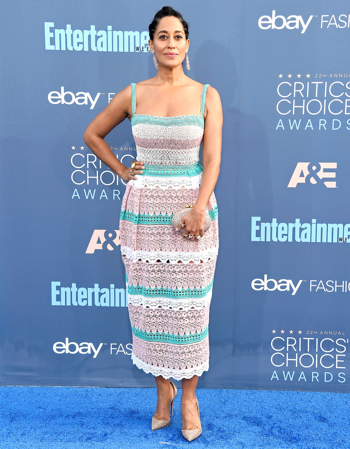 Critics\' Choice Awards 2016 Red Carpet Fashion: Stars\' Style