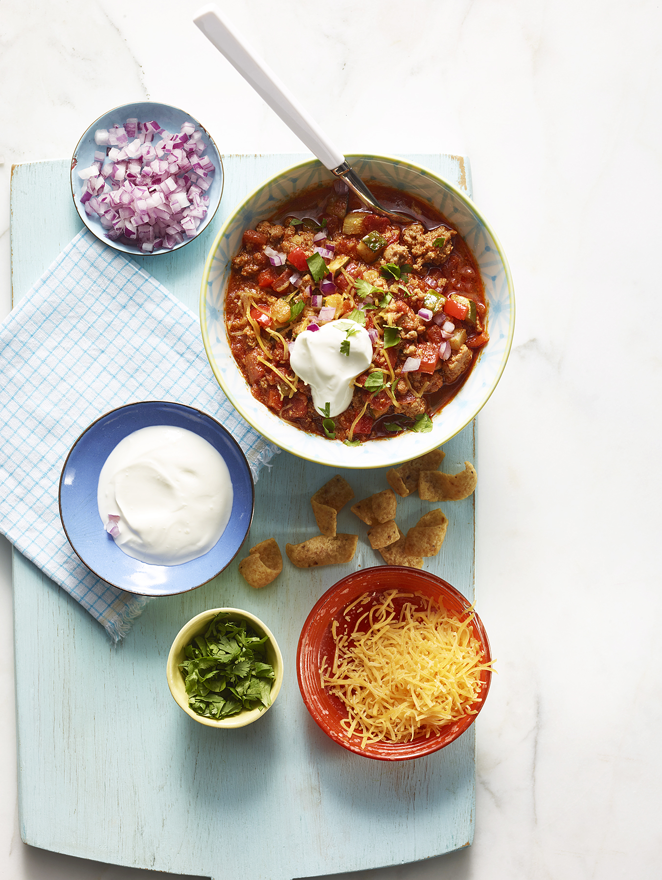 Emma Heming Willis turkey chili