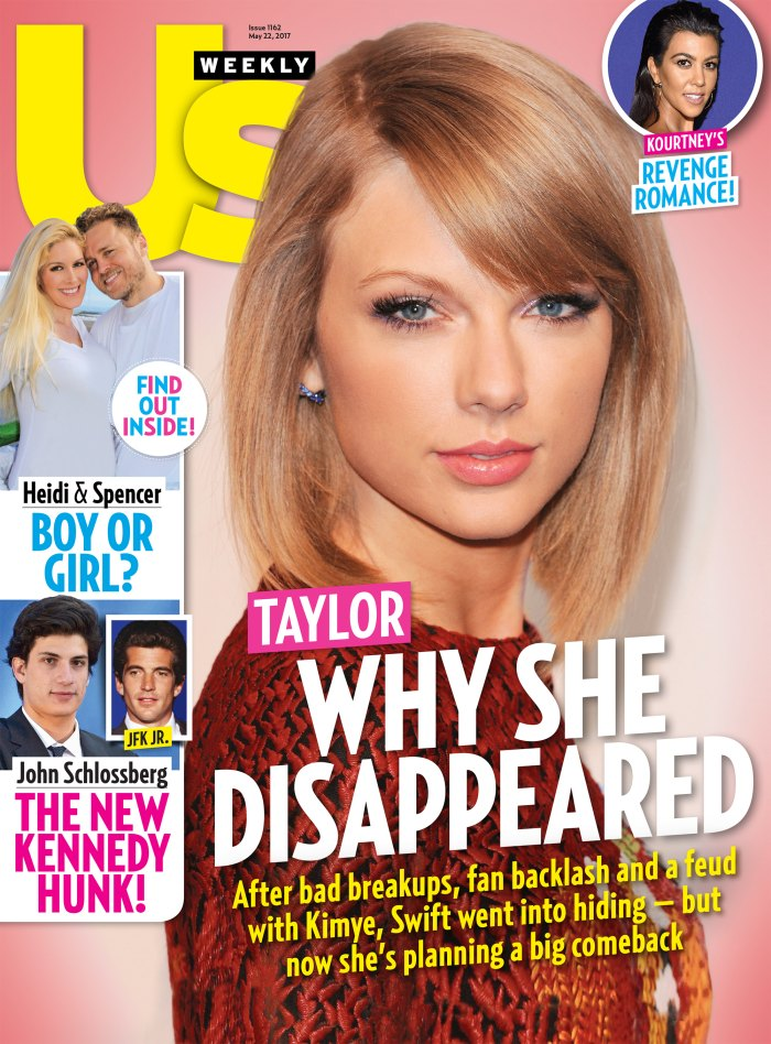 Taylor Swift Us Weekly Cover