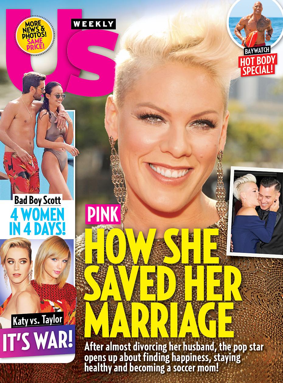 Pink Carey Hart