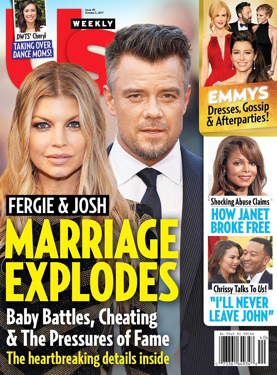 Fergie Josh Duhamel split