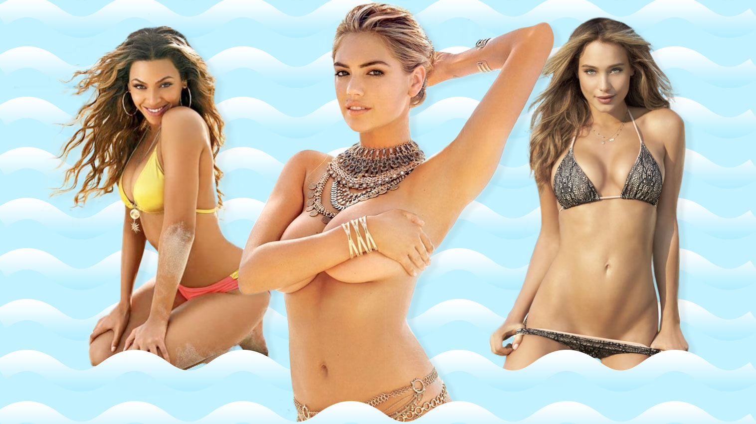 d01f2a28de9aa 'Sports Illustrated Swimsuit' Issue Covers Through the Years