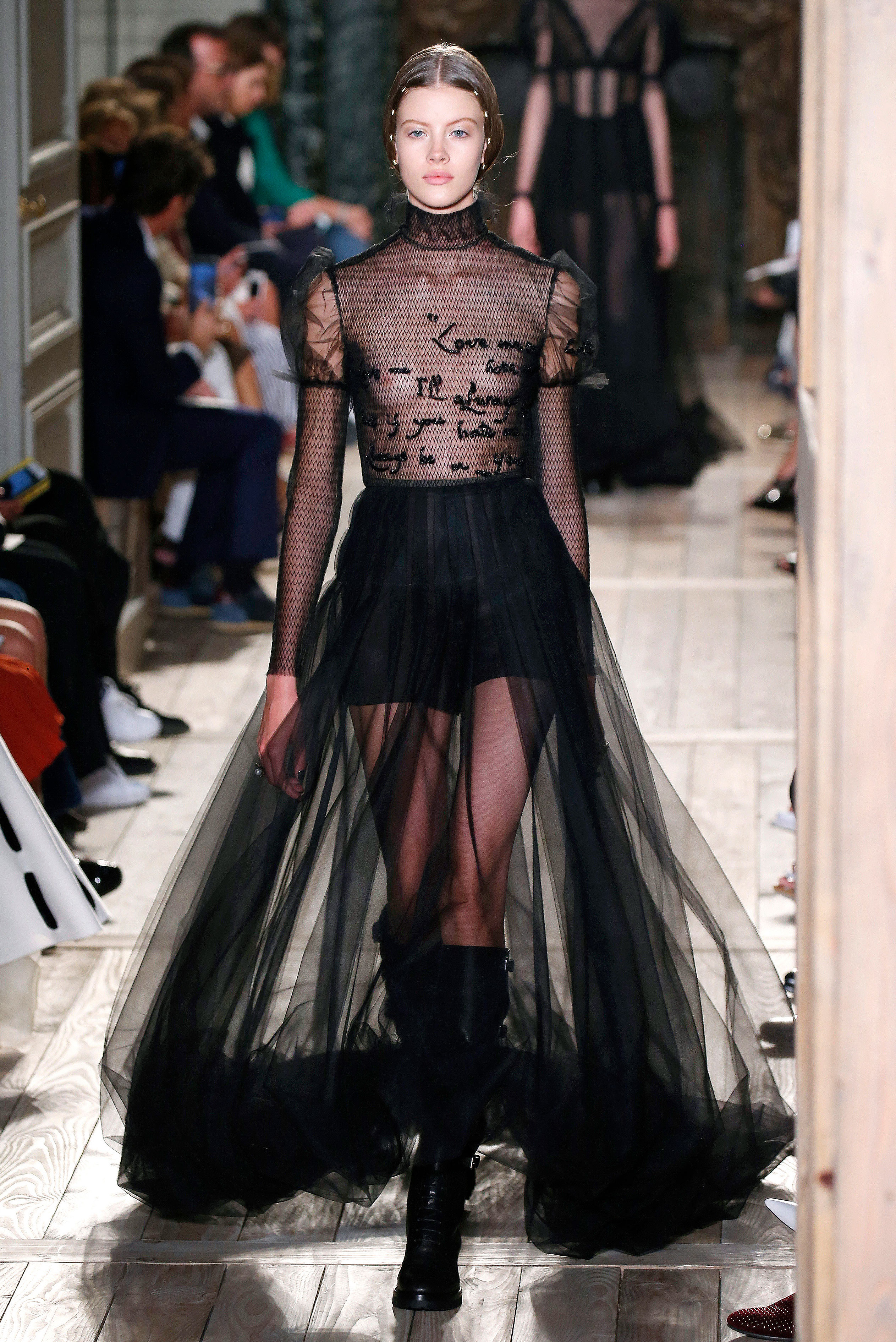 This Valentino Gown Took 580 Hours to Make