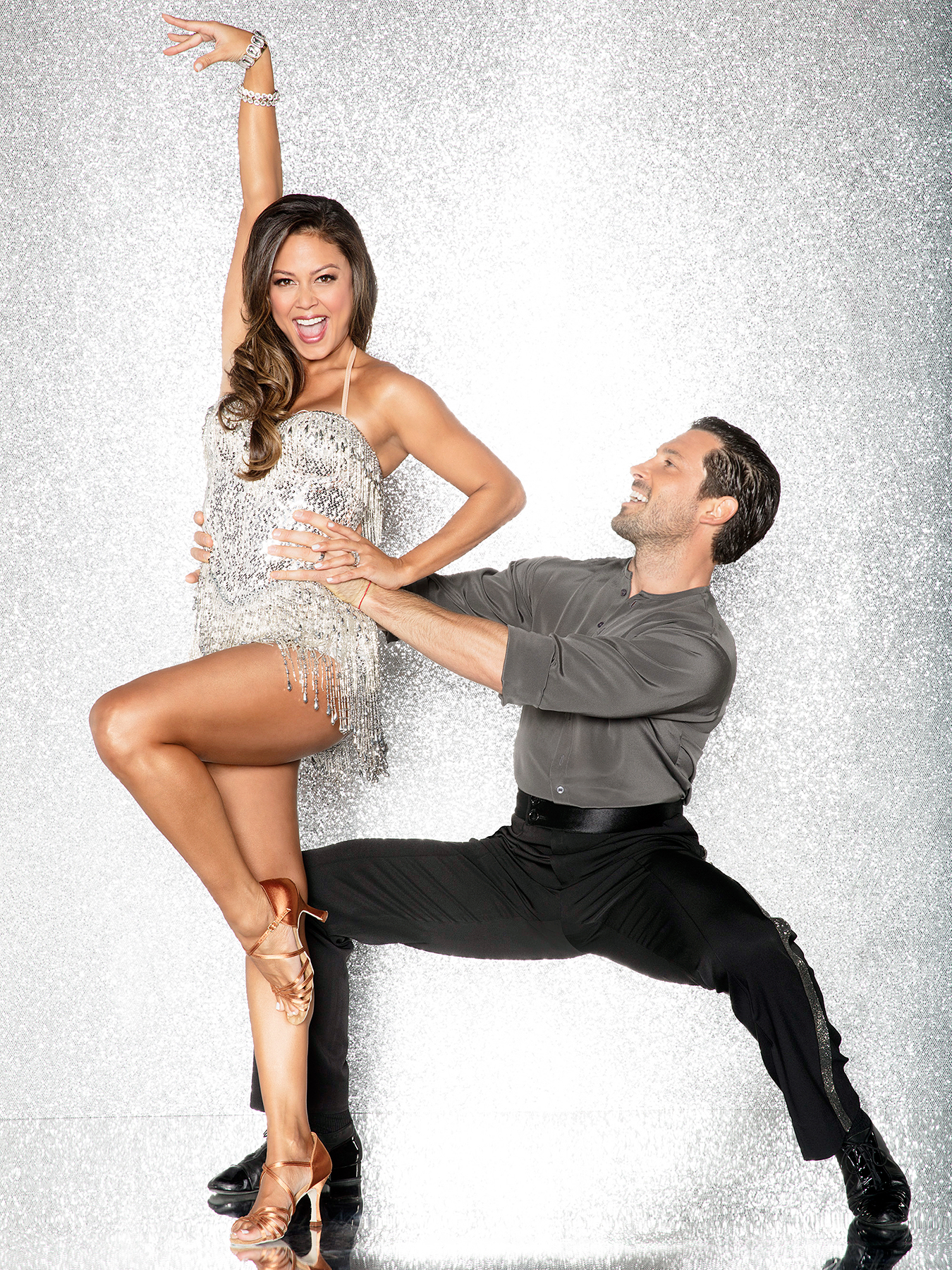 Vanessa Lachey Maks CHMERKOVSKIY Dancing With The Stars DWTS