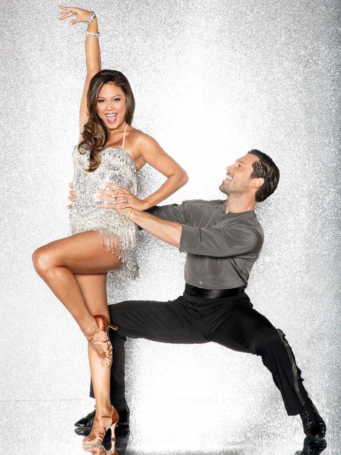 Vanessa Lachey Maks CHMERKOVSKIY Dancing With The Stars DWTS