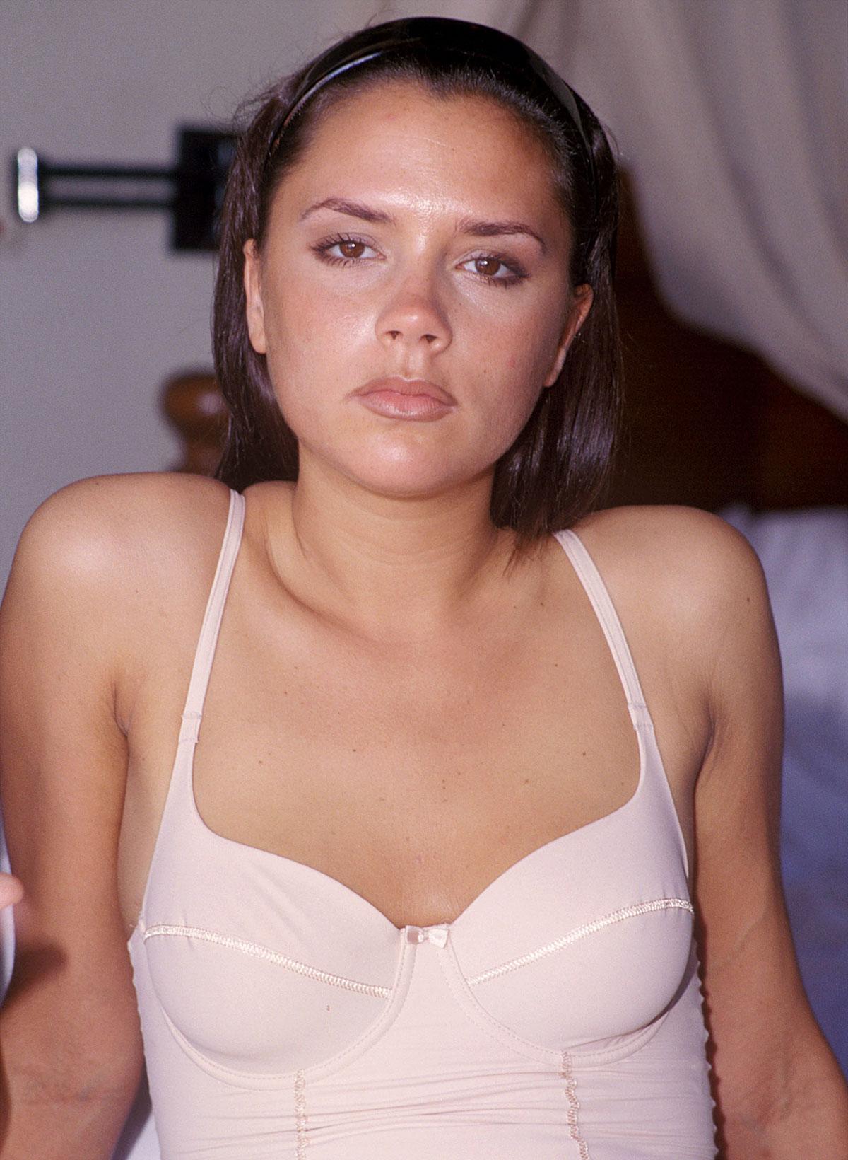 foto Victoria beckham boobs