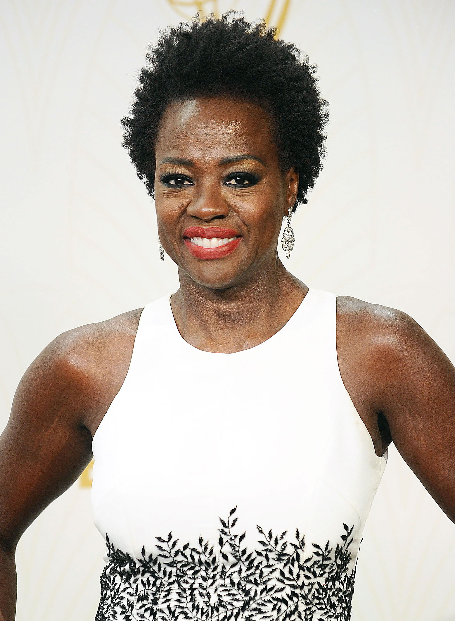 Viola Davis: Pros Don\'t Know How to Style My Natural Hair