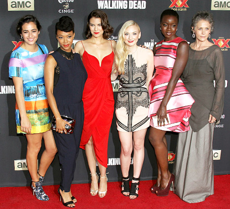 Walking Dead Women