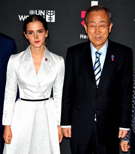 Emma Watson U.N.
