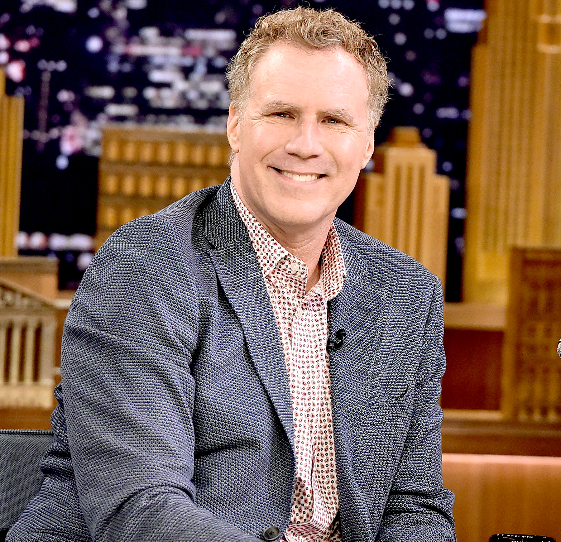 """Will Ferrell Visits """"The Tonight Show Starring Jimmy Fallon"""" on June 19, 2017 in New York City."""