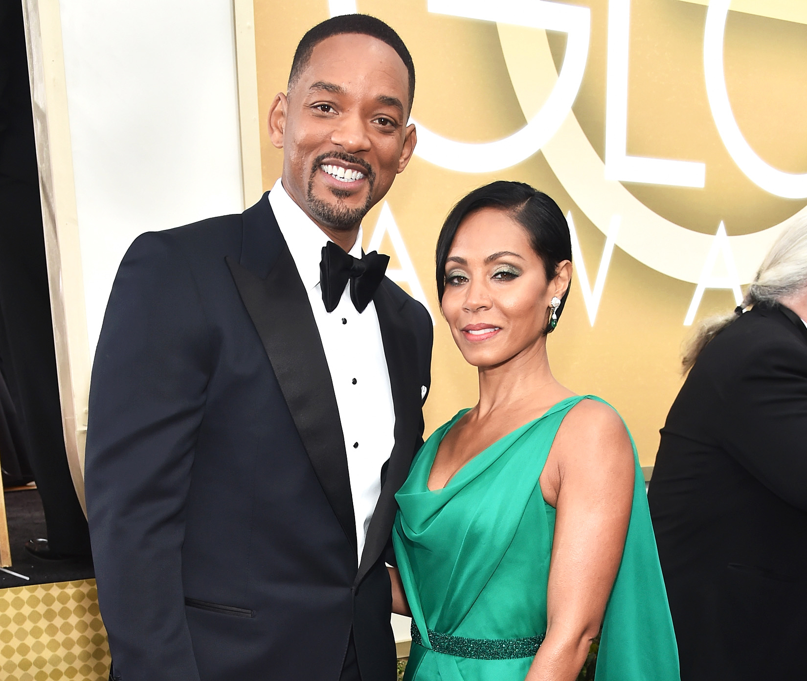 Will and Jada Pinkett Smith