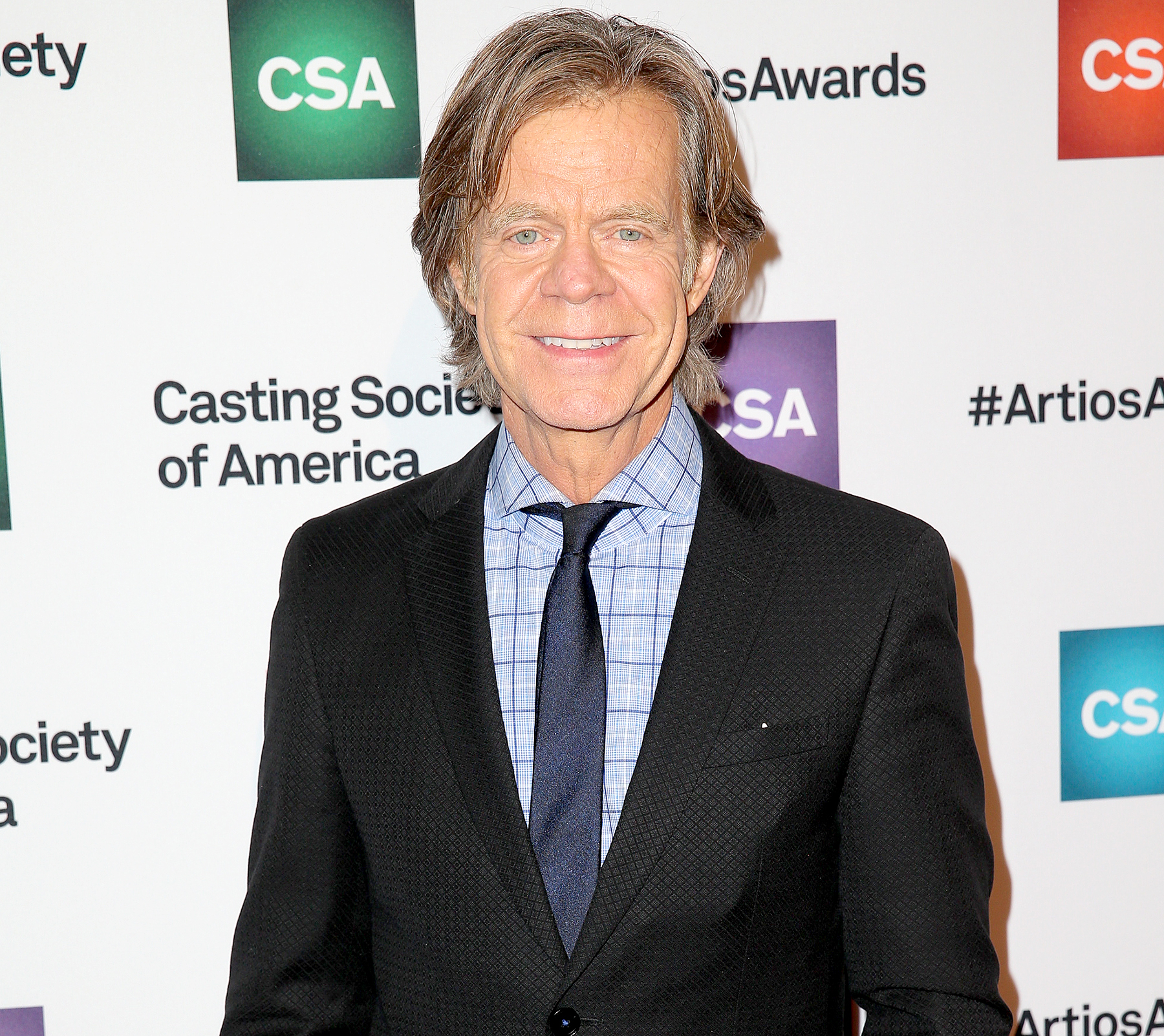 William H. Macy attends the Casting Society Of America's (CSA) 31st Annual Artios Awards at The Beverly Hilton Hotel on January 21, 2016.