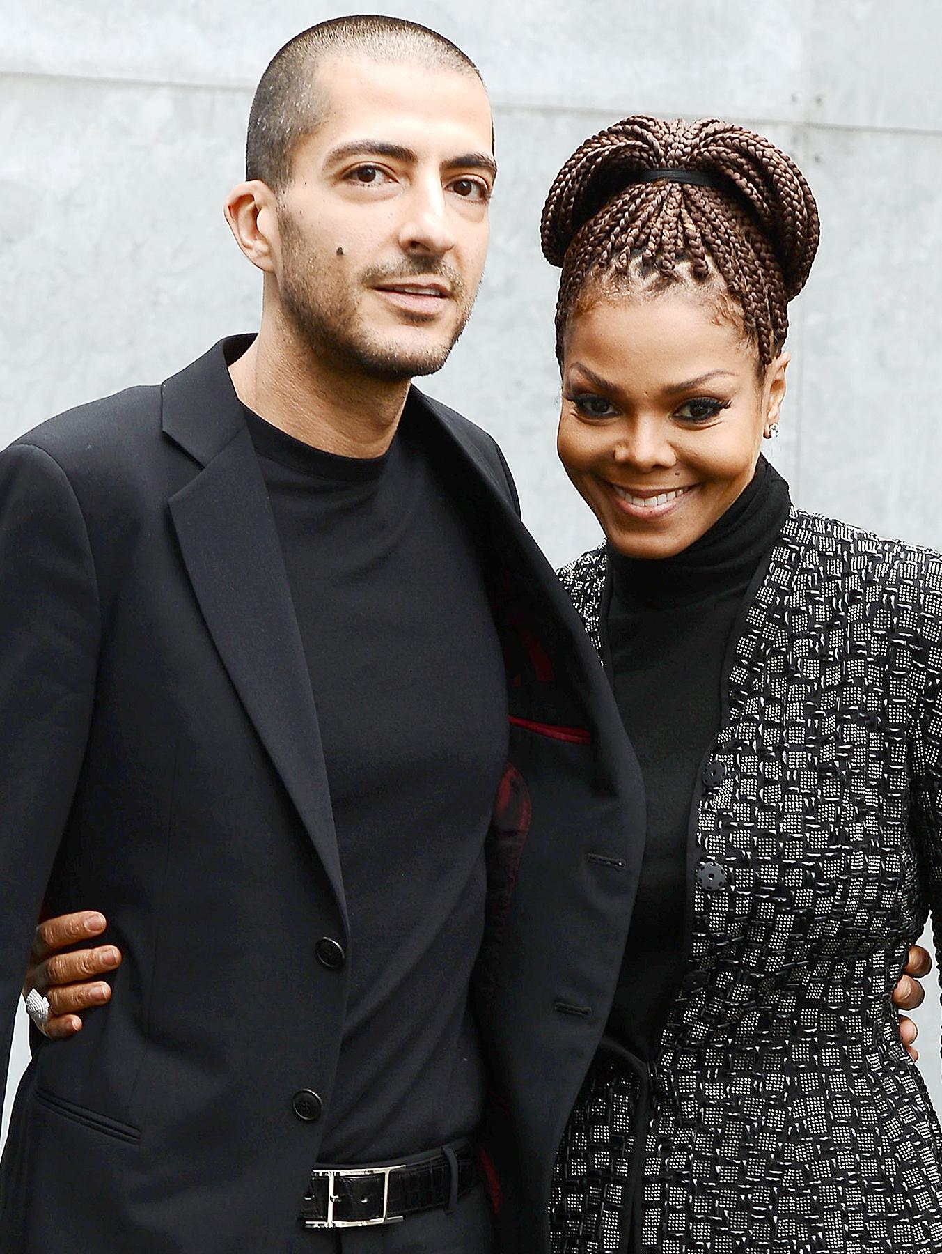 Wissam al Mana Janet Jackson