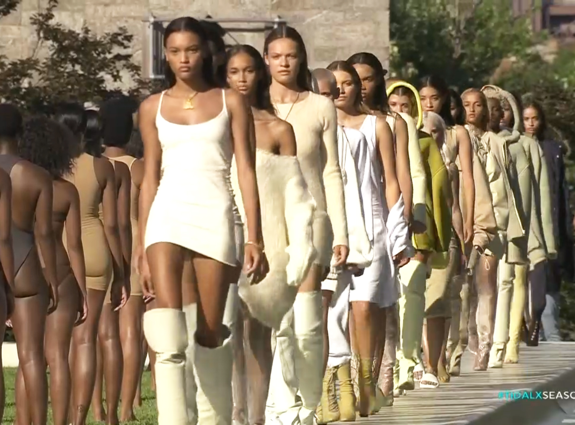 check out 8e522 41ca3 ... Wore to Kanye West s Yeezy Season 4 Show · PHOTOS  See the Stars at New  York Fashion Week 2016