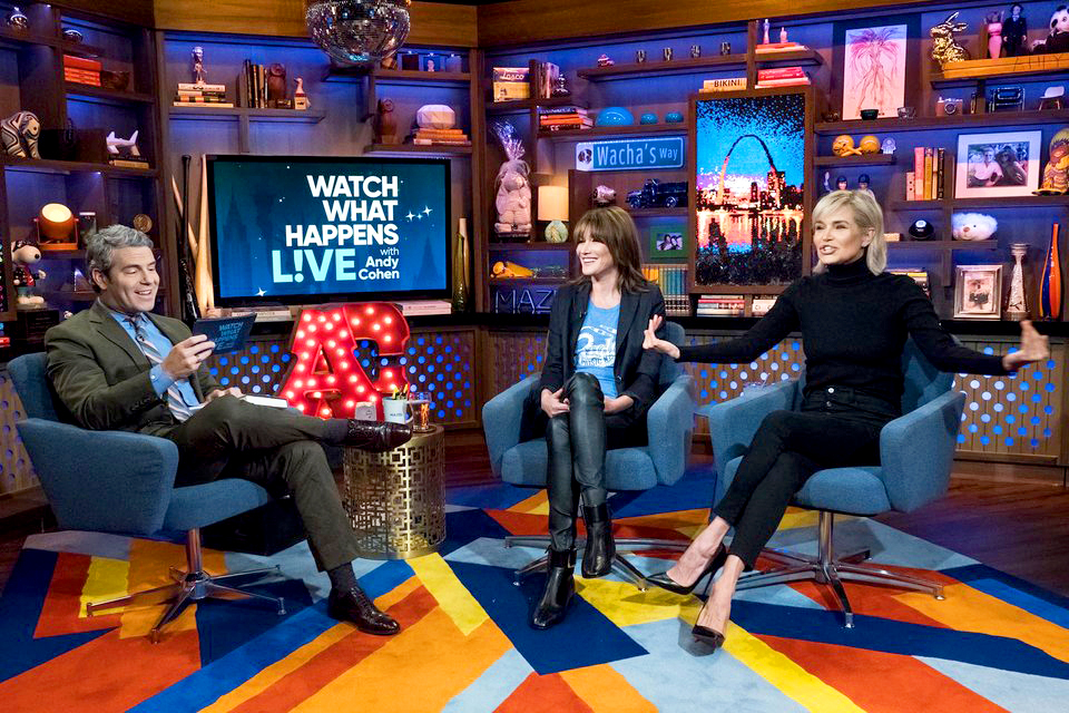 Yolanda Hadid Watch What Happens Live