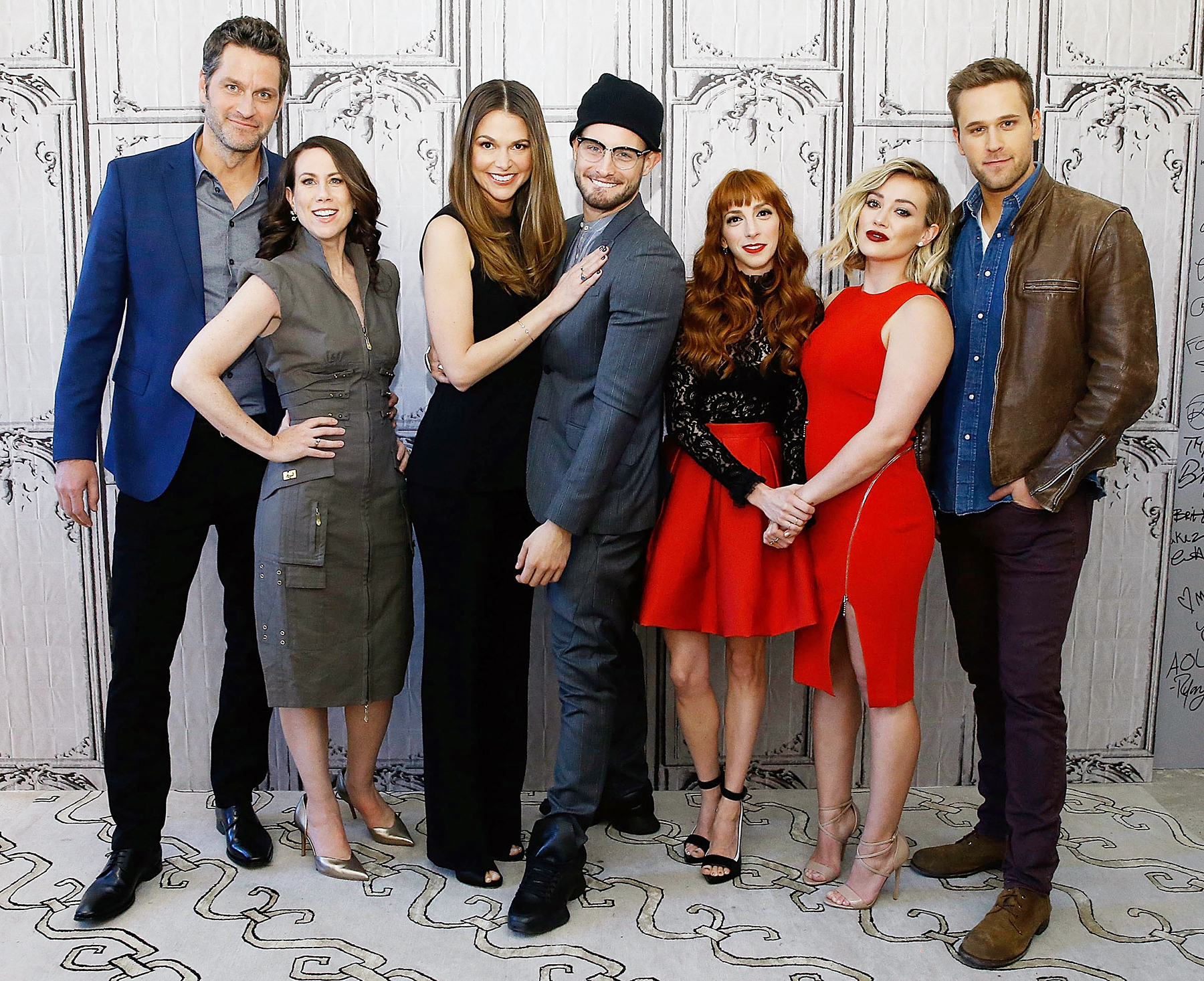 younger season 4 is near behind the scenes moments of the cast